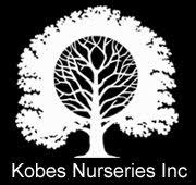 Logo, Kobes Nurseries, cliente satisfecho de Multicultural Communications